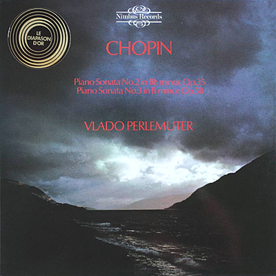 CHOPIN - Piano Sonatas No.2 & 3